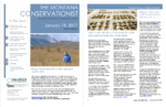 The Montana Conservationist, January 18